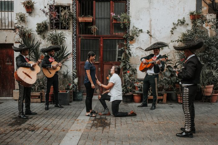 Engagement Proposal Ideas in Barcelona