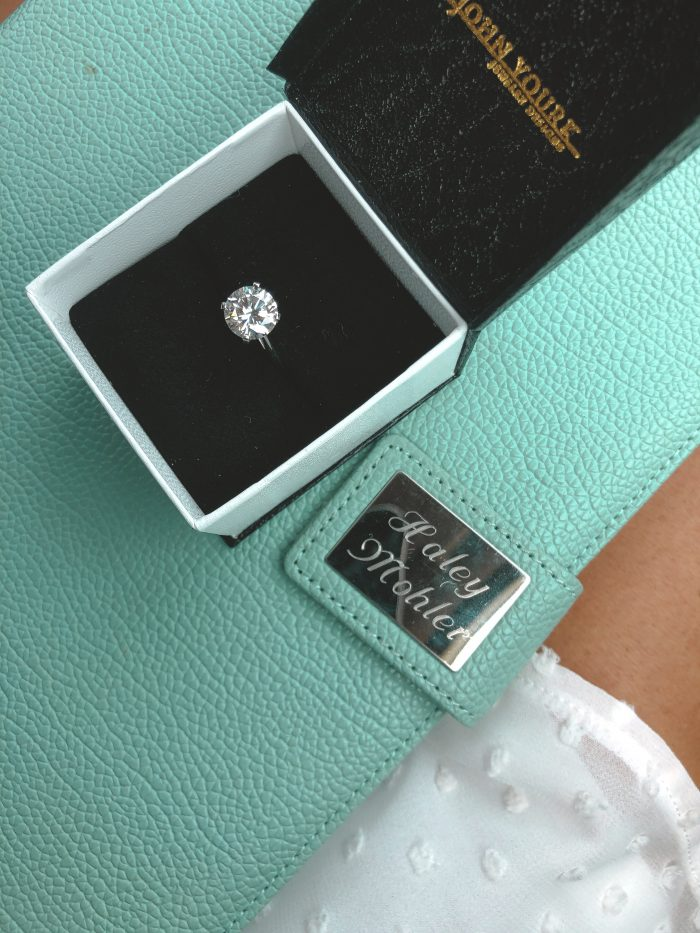 Wedding Proposal Ideas in London House Hotel rooftop in Chicago