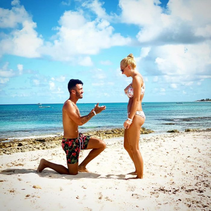 Marriage Proposal Ideas in Turks and Caicos