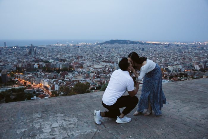 Wedding Proposal Ideas in Barcelona