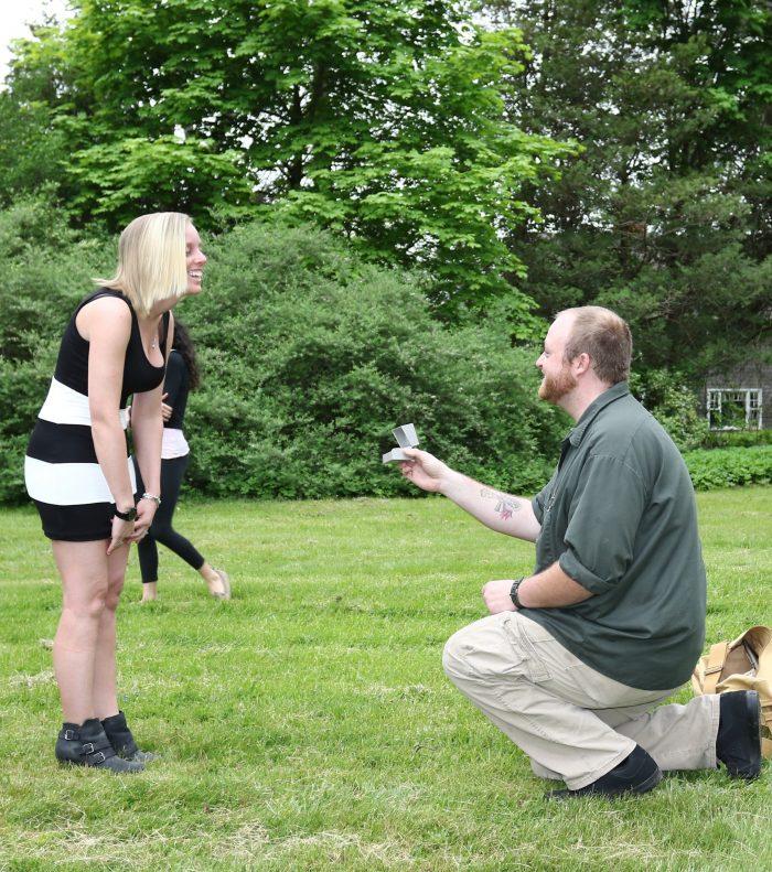 Engagement Proposal Ideas in Peirce Farm