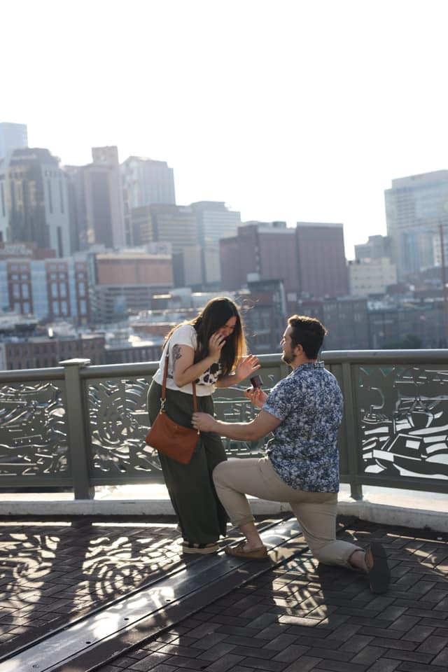 Where to Propose in Nashville