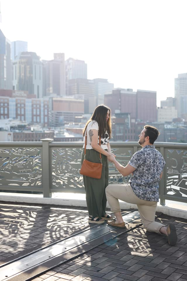 Wedding Proposal Ideas in Nashville