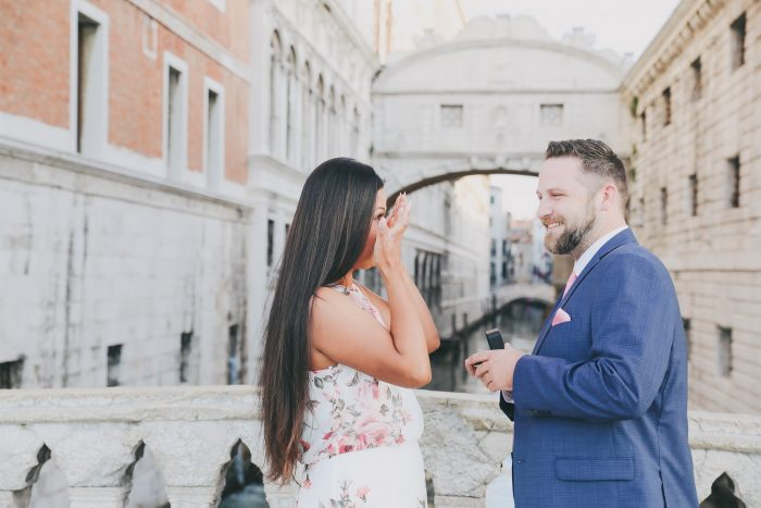 Wedding Proposal Ideas in Italy