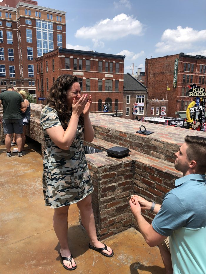 Engagement Proposal Ideas in Nashville, Tennessee