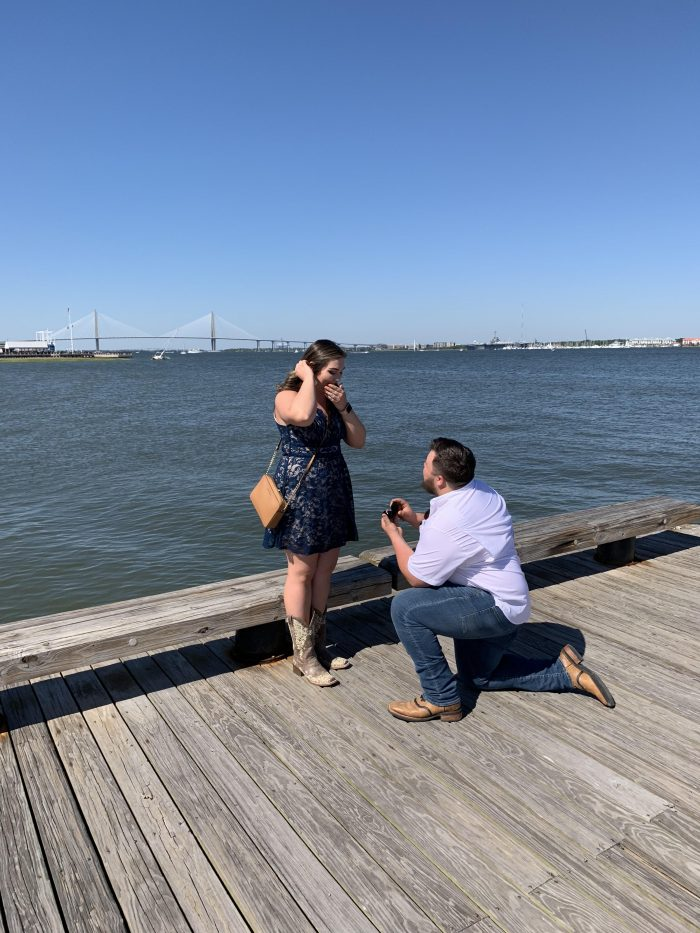 Wedding Proposal Ideas in Charleston, SC