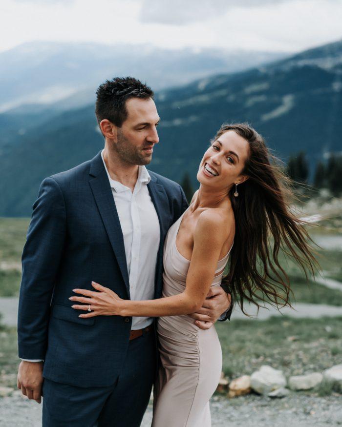 Daniela's Proposal in Whistler BC