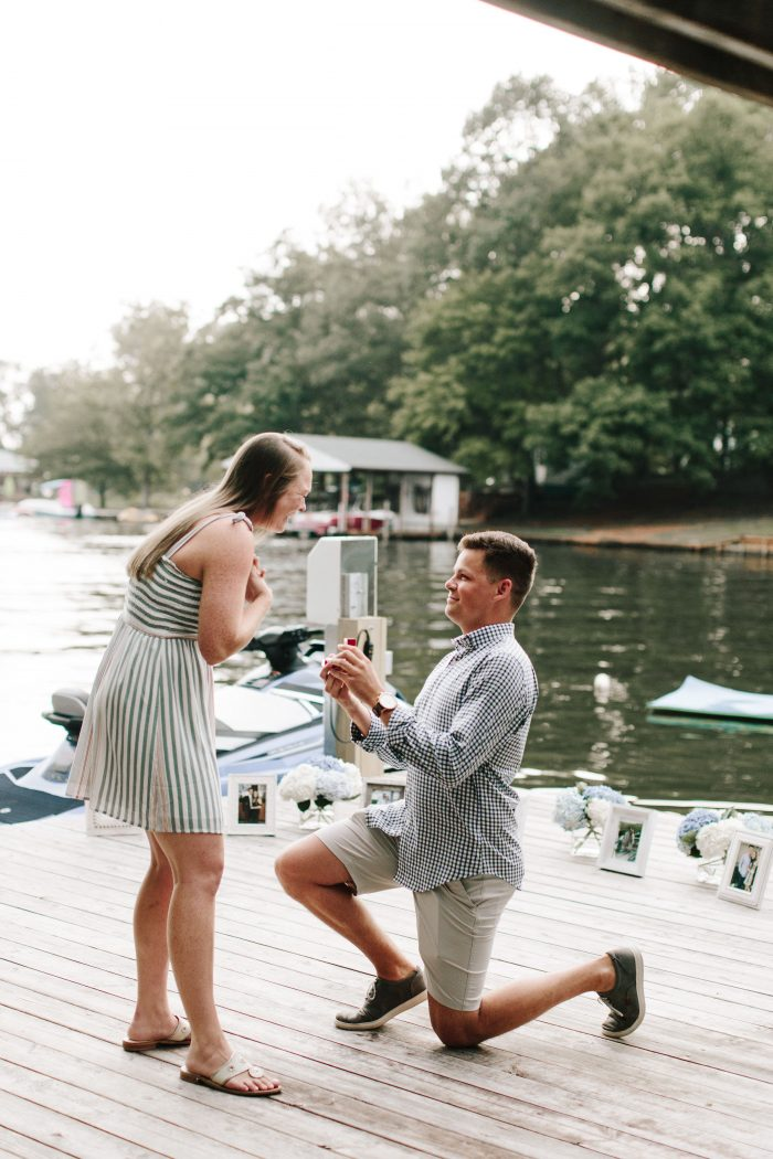 Where to Propose in Lake Gaston, NC