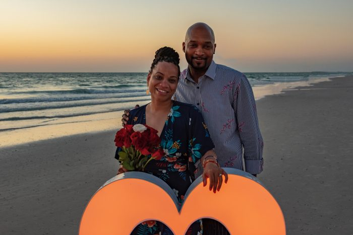 Where to Propose in North Clearwater Beach, FL
