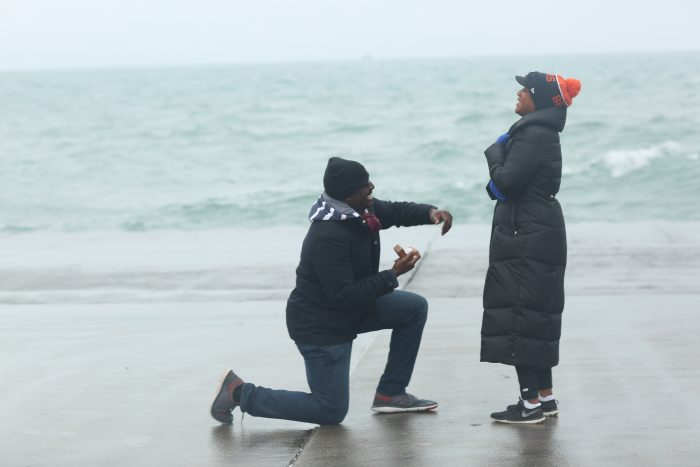 Khara's Proposal in Chicago, IL