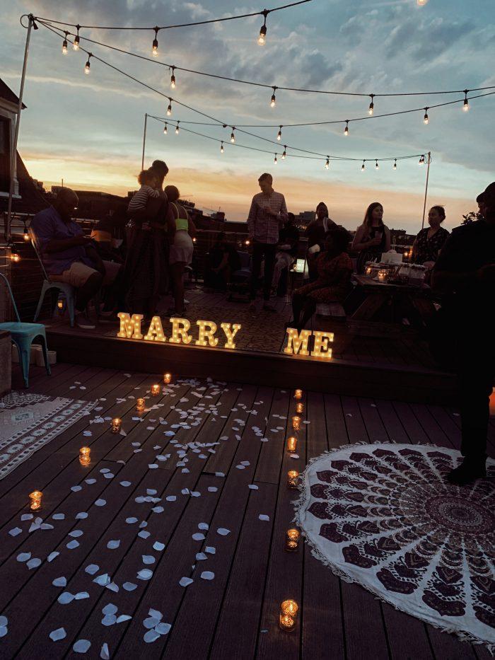 Wedding Proposal Ideas in Washington, DC