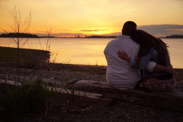 Hannah's Proposal in Sunset Point, Hull, MA 02045
