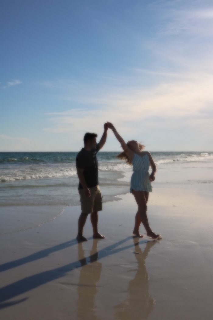 Baleigh and Jacob's Engagement in Destin, Florida