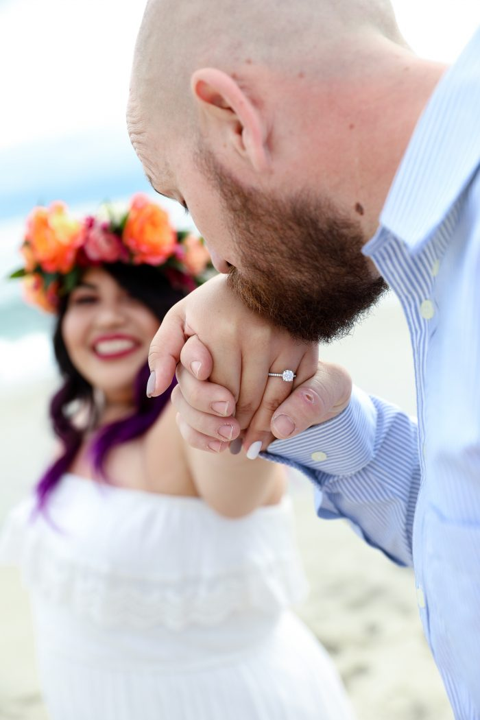 Giselle's Proposal in Home