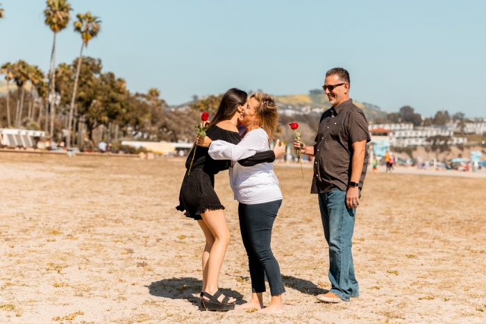Where to Propose in Doheny State Beach