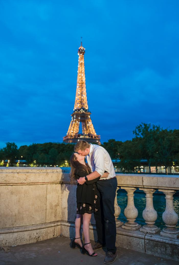 Proposal Ideas The Eiffel Tower, Paris France