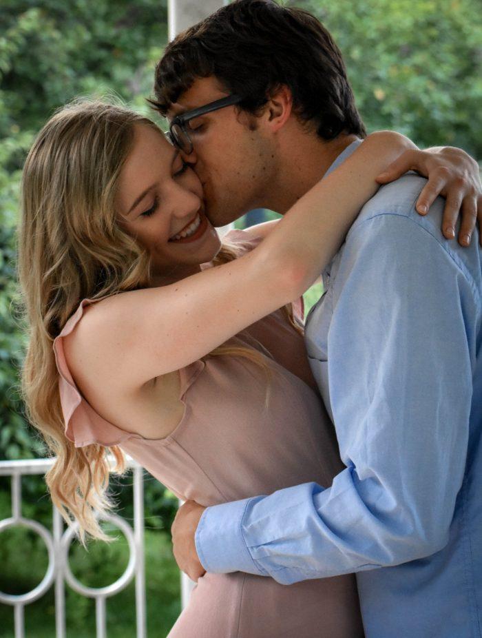 Megan and Benji's Engagement in Seattle, Washington