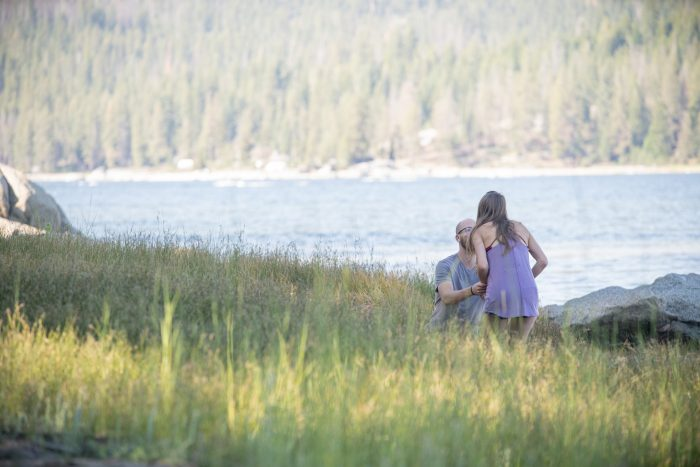 Wedding Proposal Ideas in Shaver Lake, California