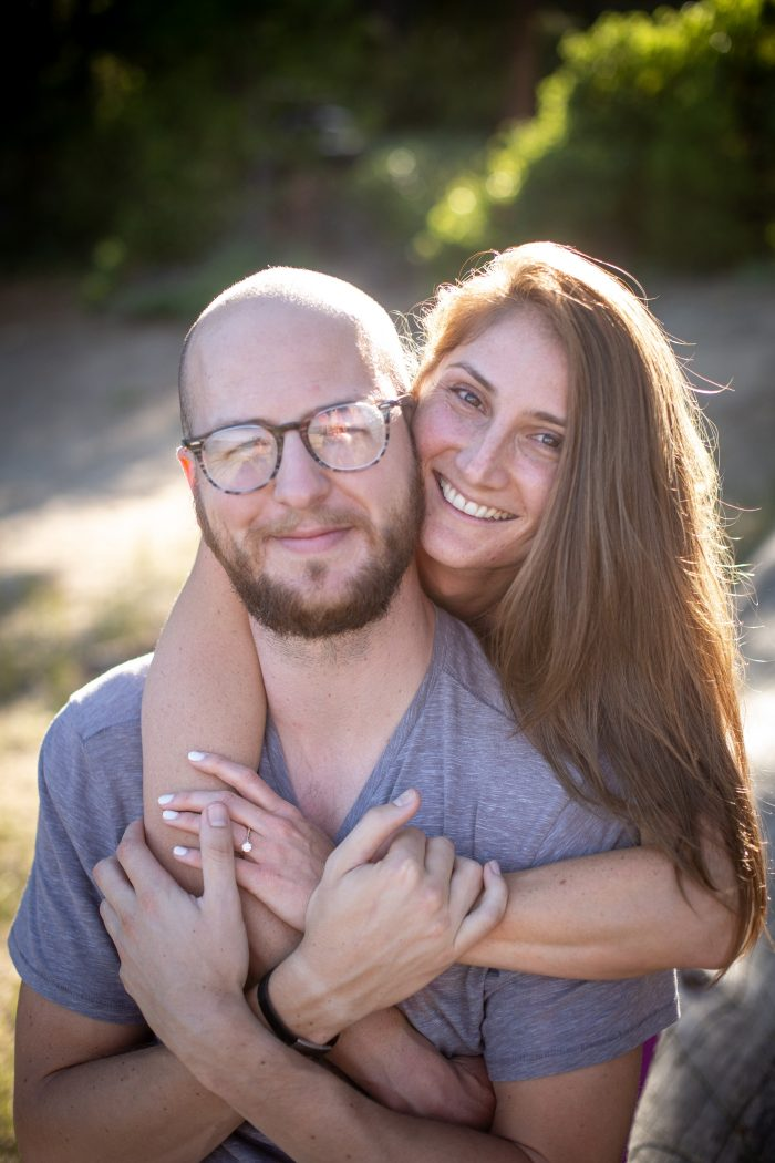Engagement Proposal Ideas in Shaver Lake, California
