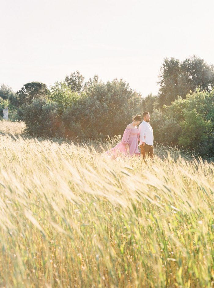 Engagement Proposal Ideas in Puglia, Italy