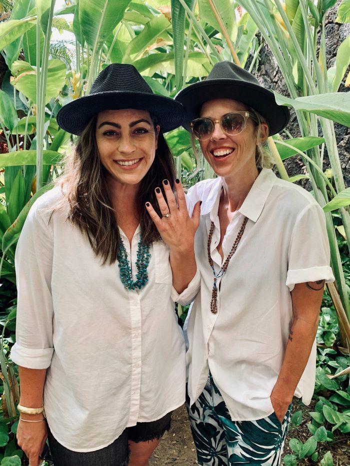 Amanda's Proposal in Maui, HI