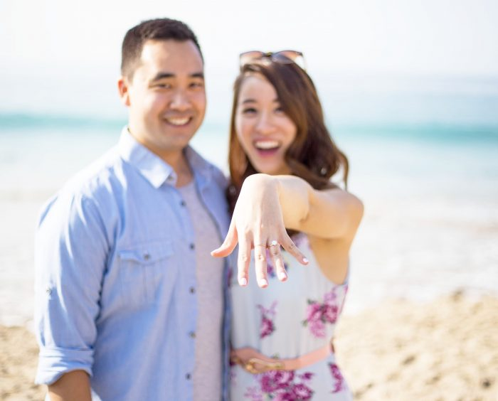 Proposal Ideas Crystal Cove Beach