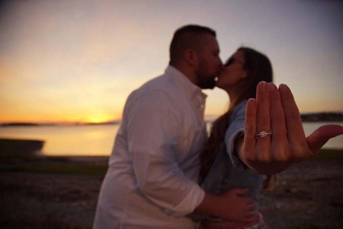 Marriage Proposal Ideas in Sunset Point, Hull, MA 02045