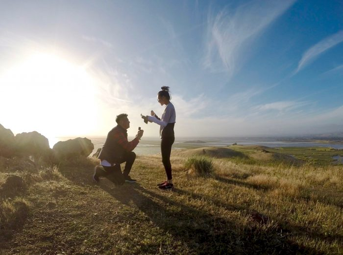 Engagement Proposal Ideas in Coyote Hills Regional Park