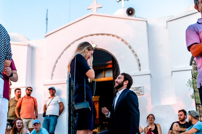 Engagement Proposal Ideas in Athens, Greece