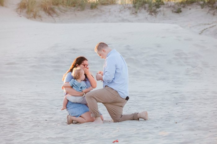 Engagement Proposal Ideas in Charleston South Carolina