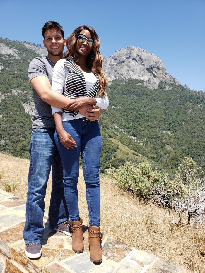 Jakia's Proposal in The Ritz Carlton at Half Moon Bay, California