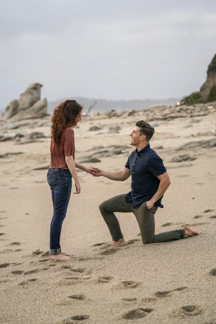 Wedding Proposal Ideas in Carmel-by-the-Sea, California