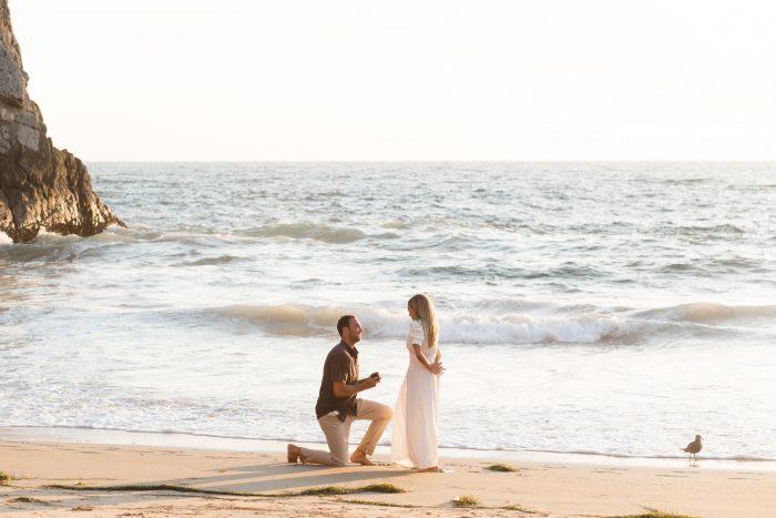 Engagement Proposal Ideas in El Moro- Laguna Beach, CA