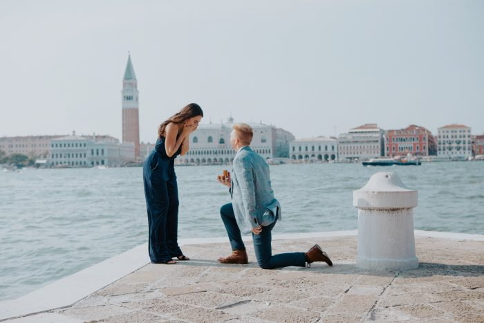 Engagement Proposal Ideas in Venice, Italy