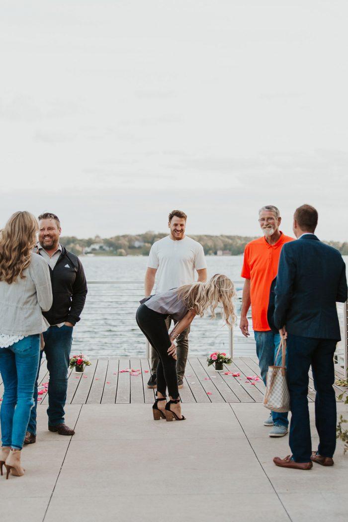 Wedding Proposal Ideas in Wayzata Minnesota
