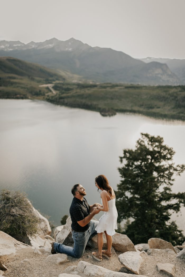 Engagement Proposal Ideas in Dillon, Colorado