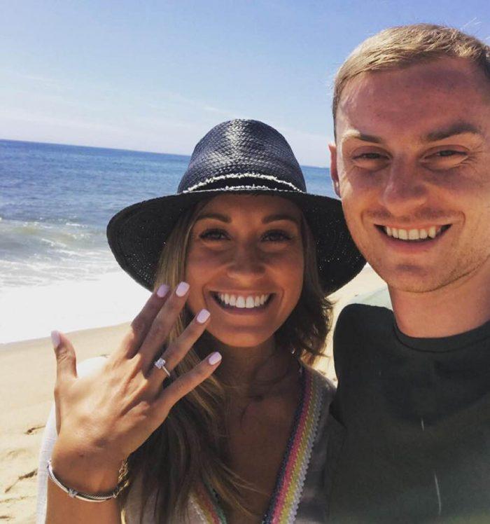 Marissa's Proposal in Montauk, New York