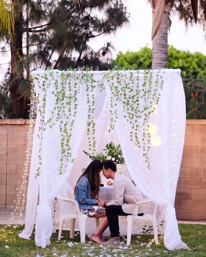 Winnie and Jovin's Engagement in Brea, California