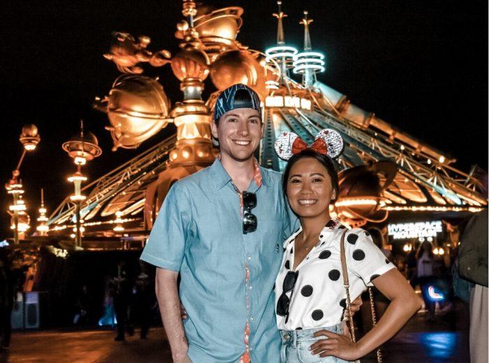 Engagement Proposal Ideas in Disneyland Paris