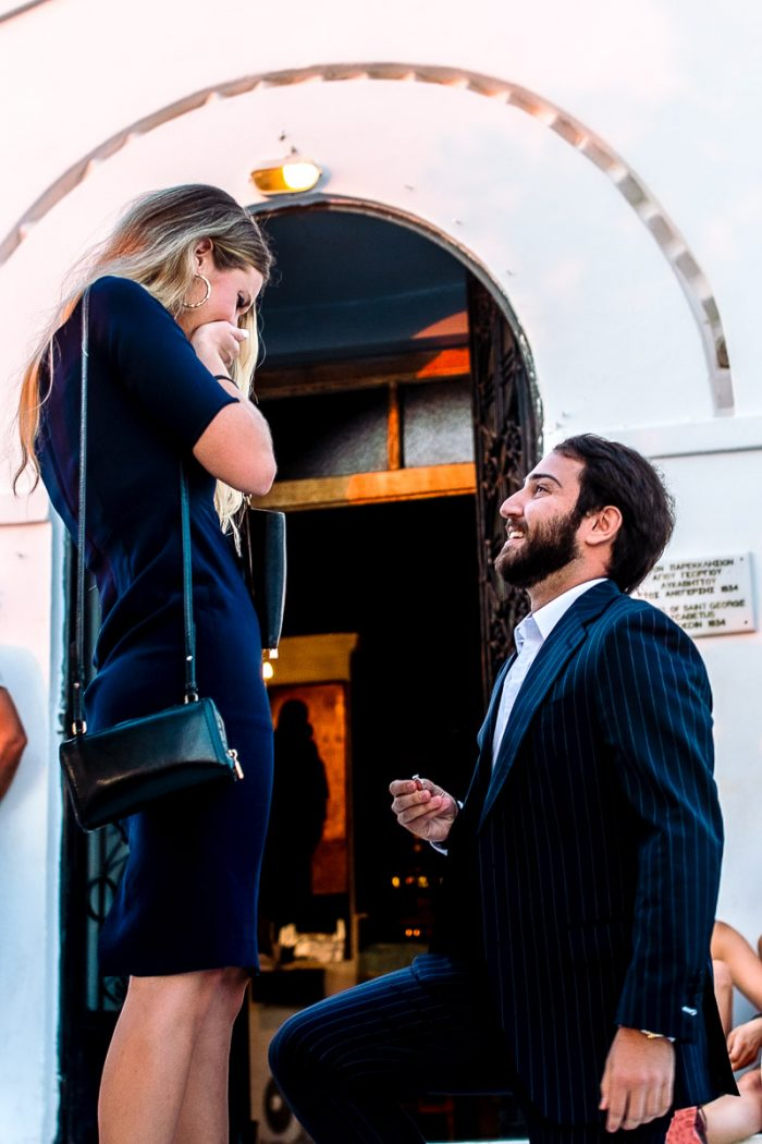 Where to Propose in Athens, Greece