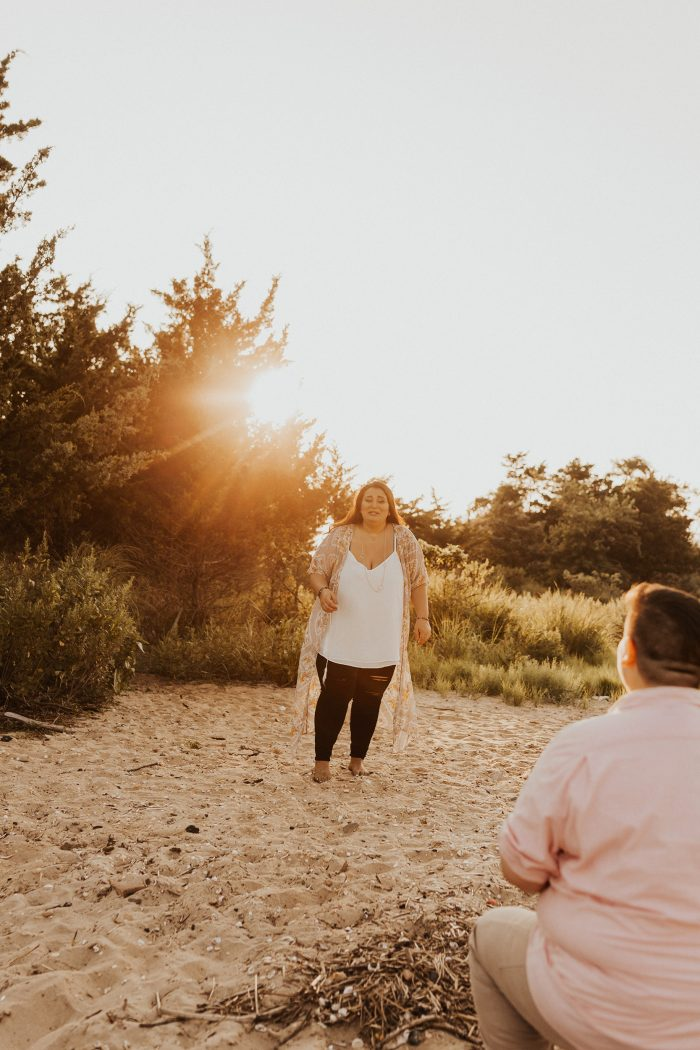 Engagement Proposal Ideas in Sandy hook, NJ