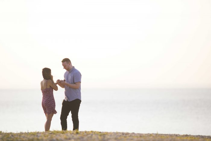 Amanda's Proposal in Pirate's Cove - McAllister Park, Port Jefferson NY