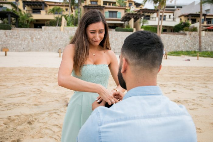 Lucero's Proposal in Cabo San Lucas