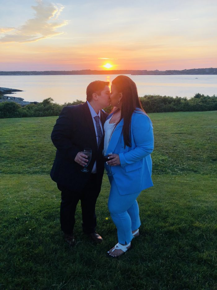 Gabrielle Rose's Proposal in Sandy hook, NJ