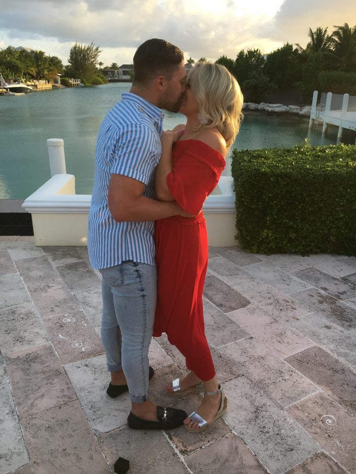 Wedding Proposal Ideas in Turks and Caicos