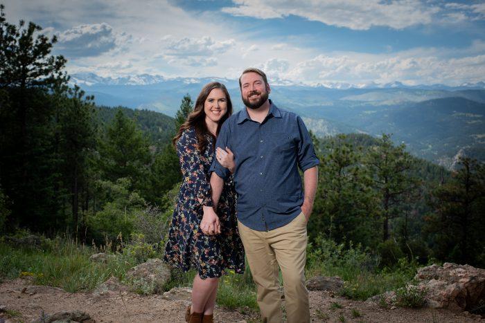 Wedding Proposal Ideas in Long Lake, Brainard Lake Recreation Area, CO