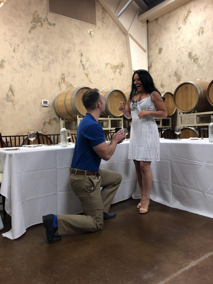 Wedding Proposal Ideas in Owera Vineyards
