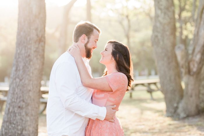 Kensly and Tyler's Engagement in Carolina Cup