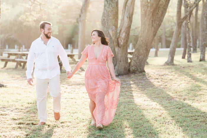 Wedding Proposal Ideas in Carolina Cup