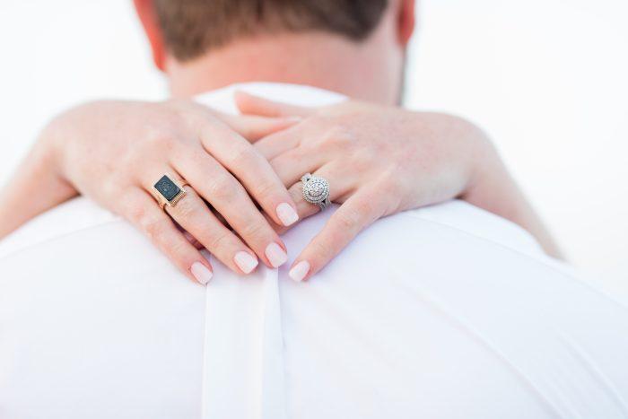 Marriage Proposal Ideas in Carolina Cup